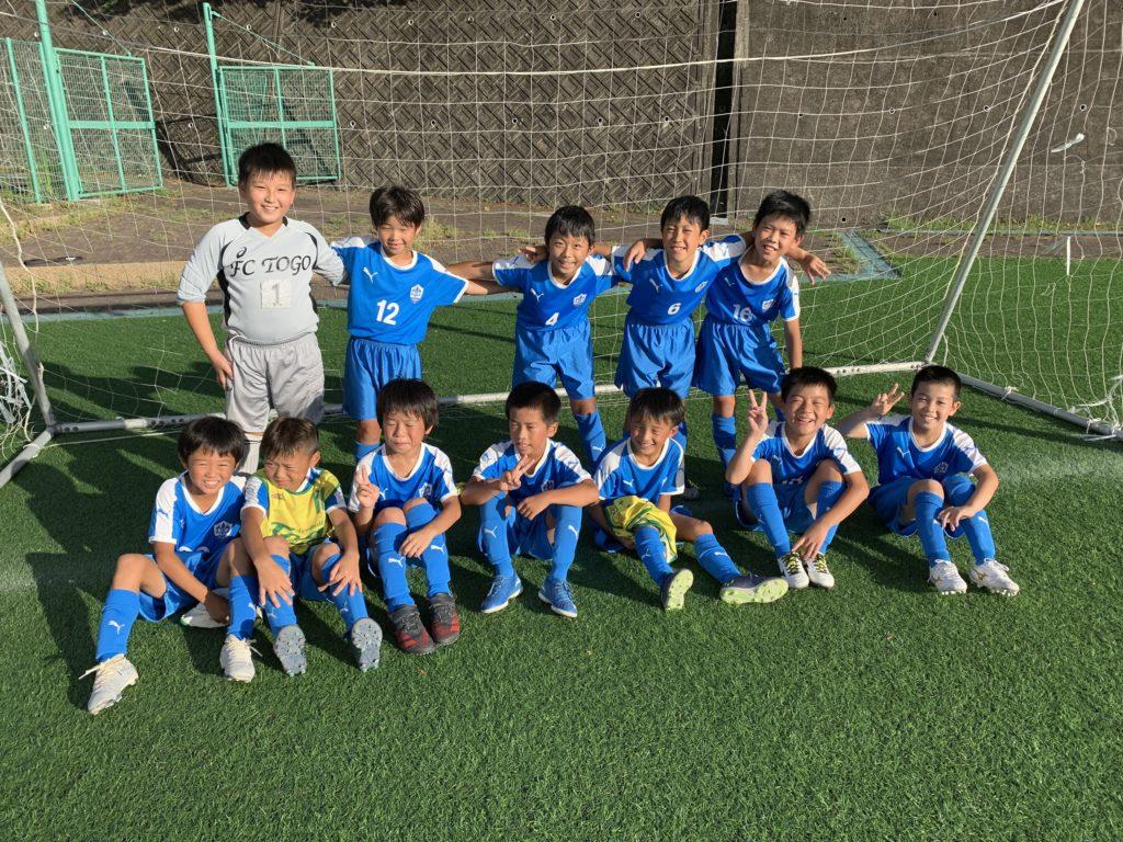 U10B AIFA U-10サッカー大会東尾張地区大会   2018年度   特定非営利